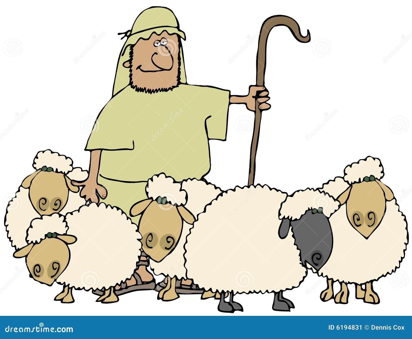 Pasterz owiec