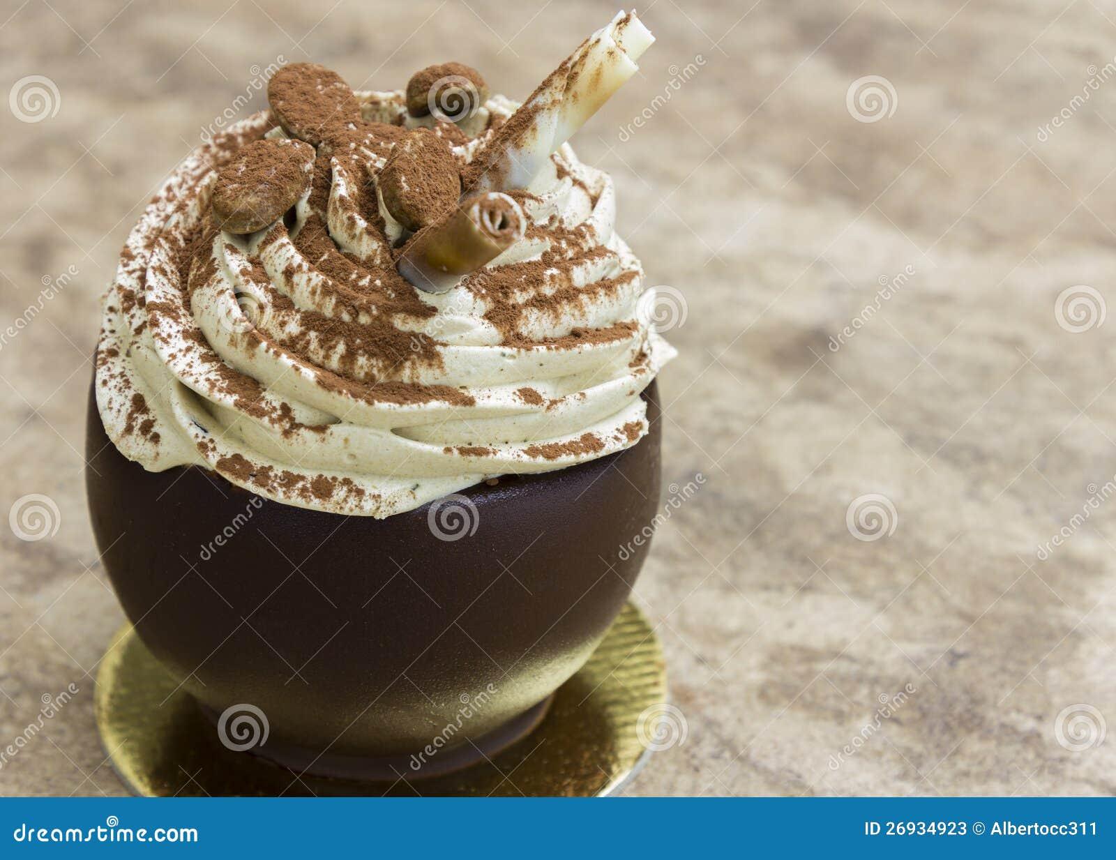 Pasticceria del Mocha del cioccolato