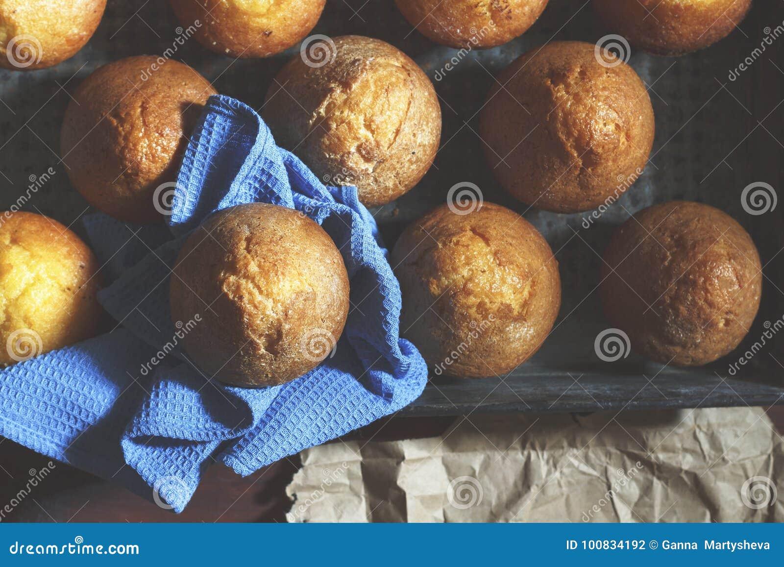 Pasticcerie fresche nel forno o nei dolci casalinghi