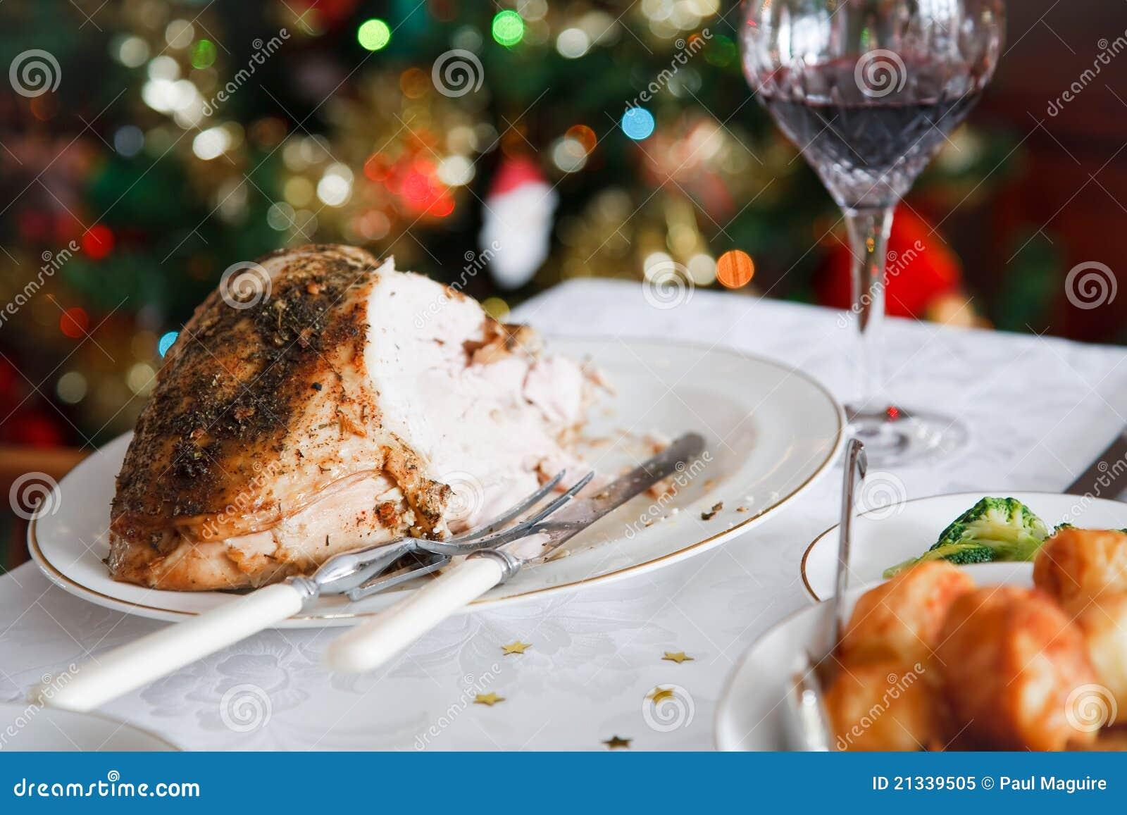 Pasti Di Natale.Pasto Di Natale Immagine Stock Immagine Di Piatti Closeup