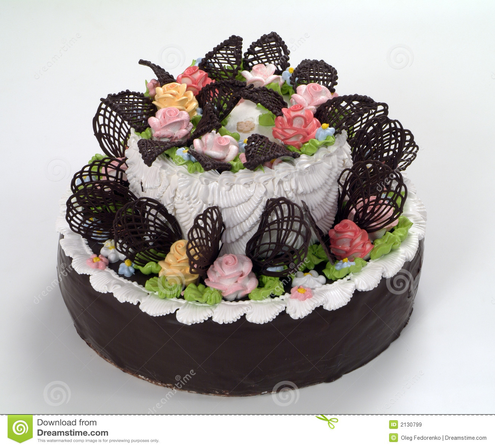 Pastries Cake Tasty Sweet Stock Image Image Of