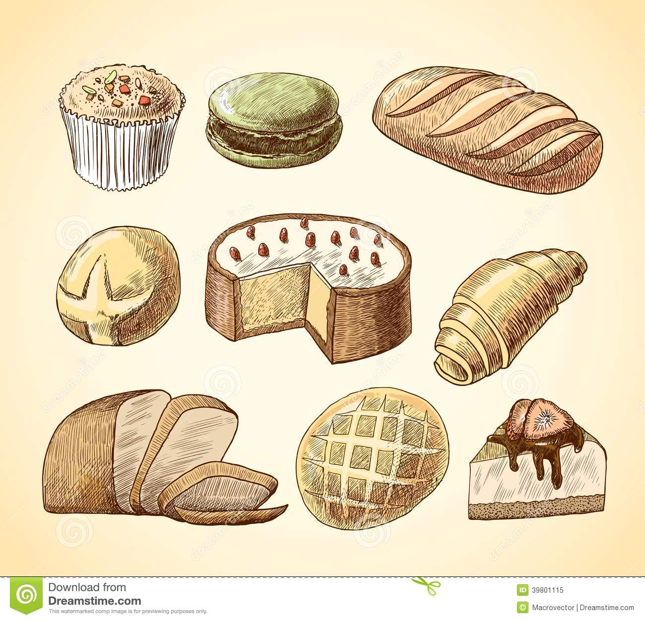 bakery pastry business plan