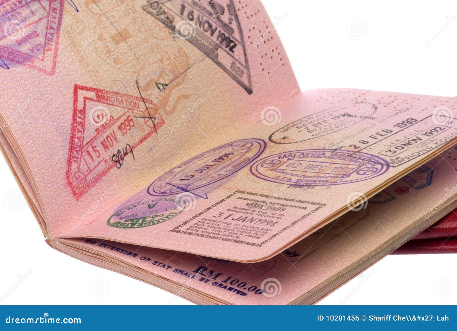 Paszportowe wizy