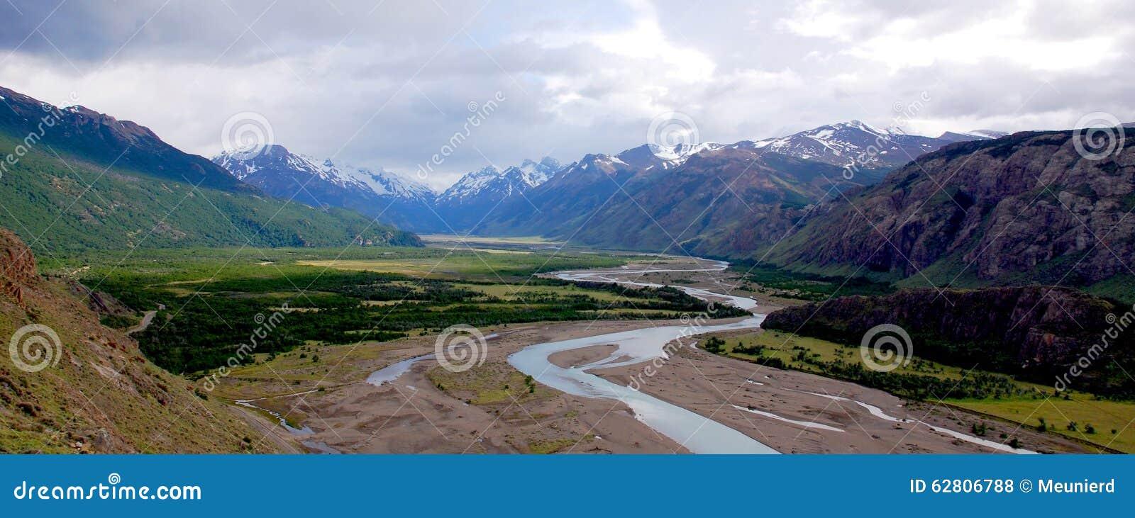 Patagonia do EL Chalten