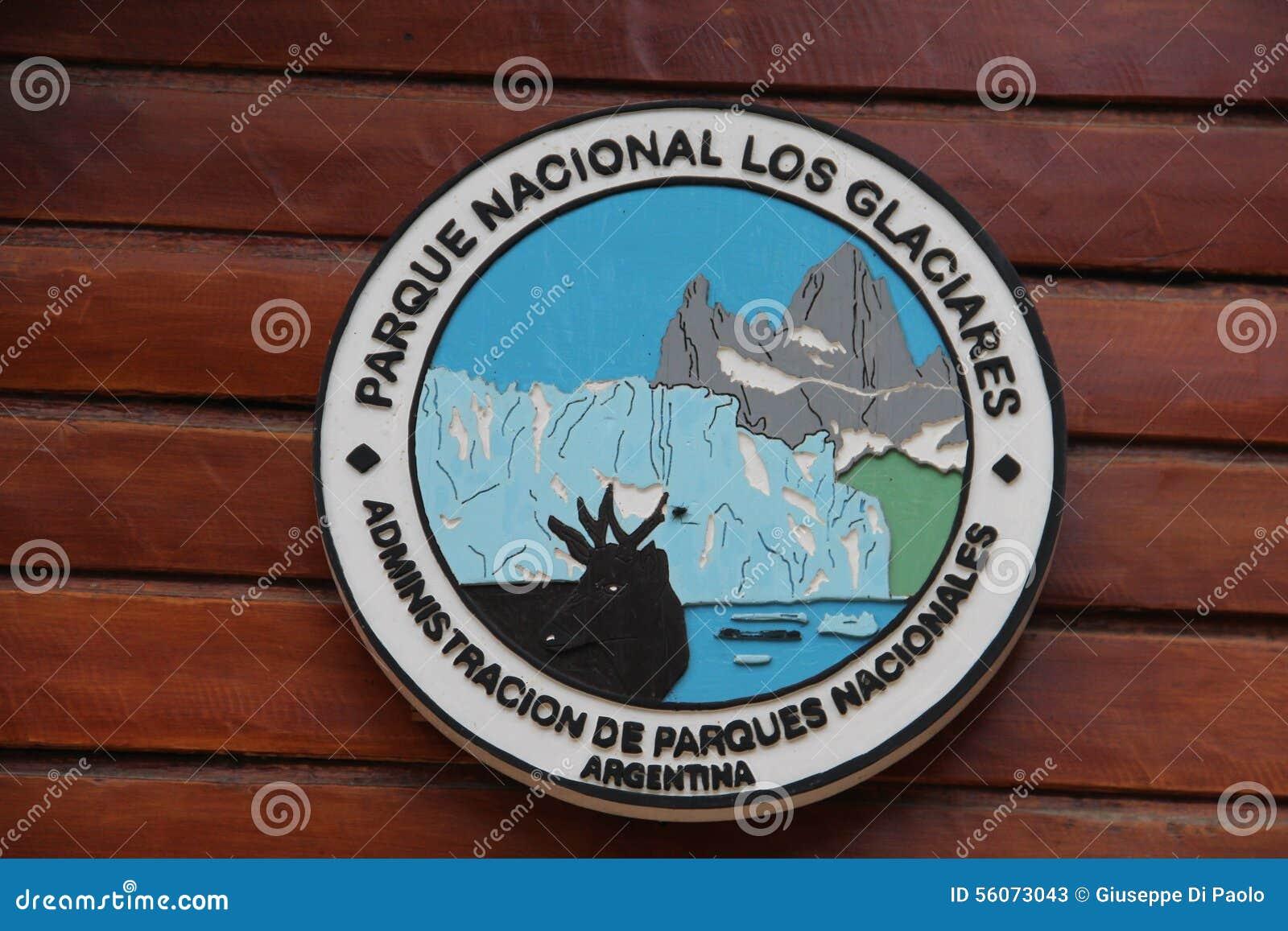 Patagonia Los Glaciares Np Editorial Stock Photo Illustration