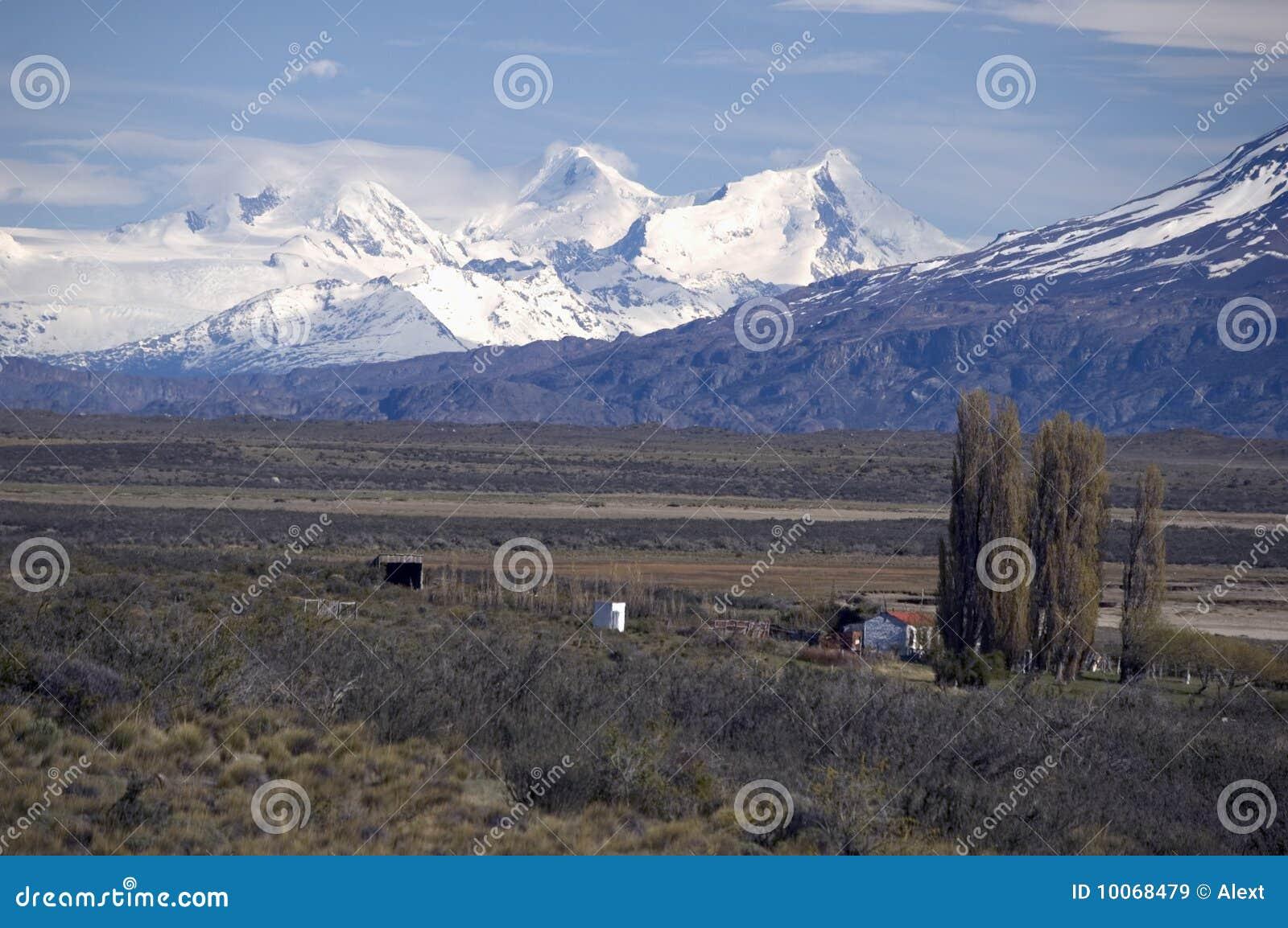 Patagonia, província de Santa Cruz, Argentina