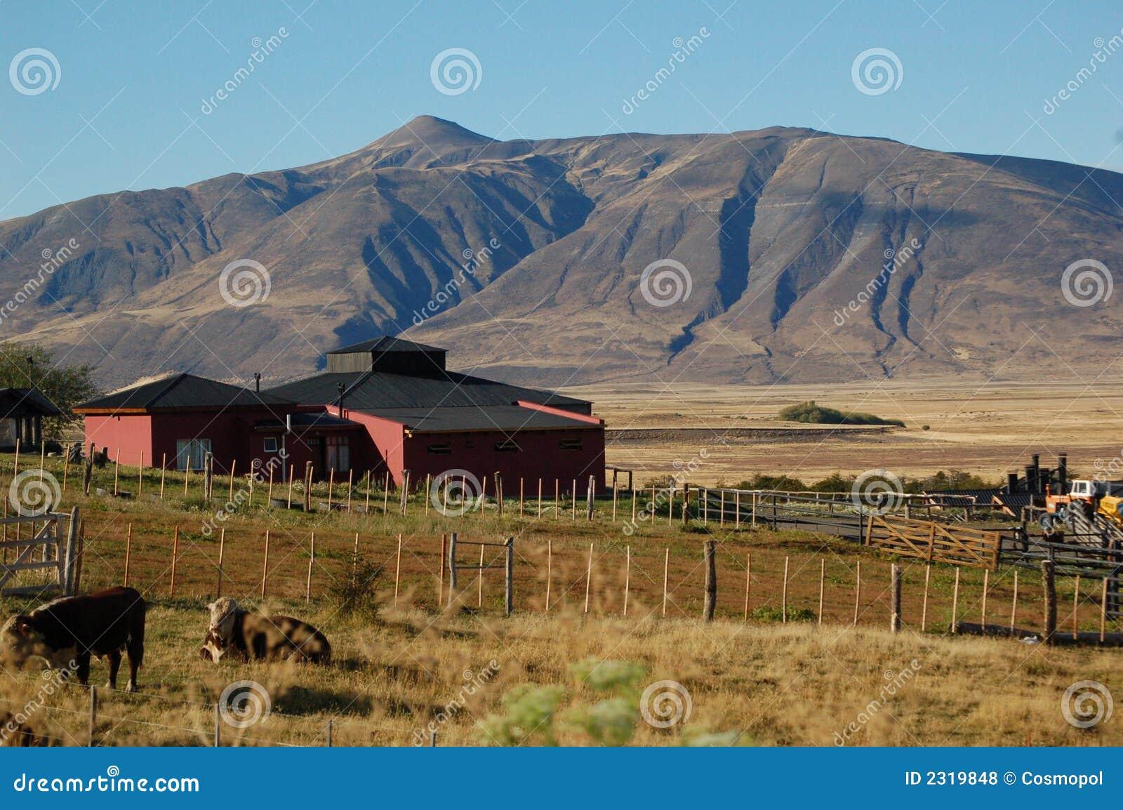 Patagonian Farmhouse