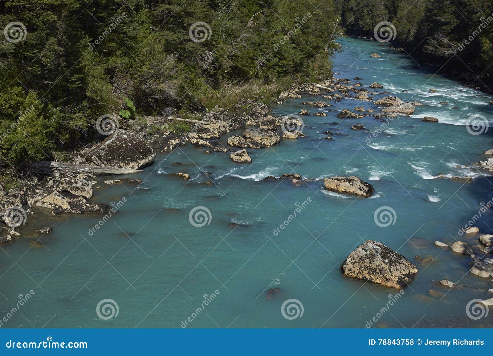 Patagonian River