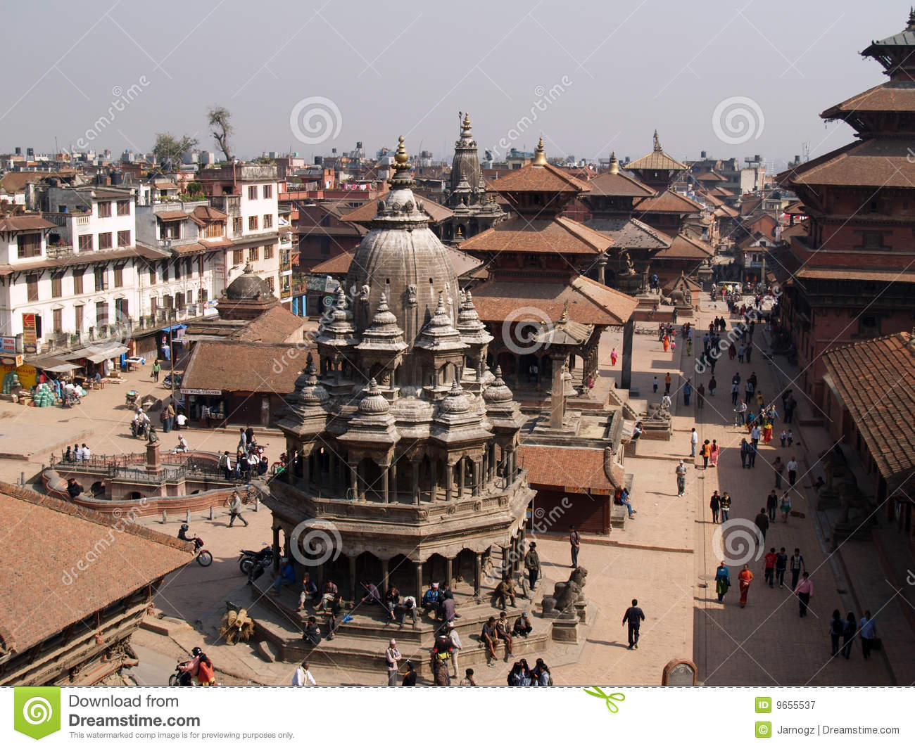 Patan Nepal  City pictures : Patan, Nepal Editorial Photography Image: 9655537