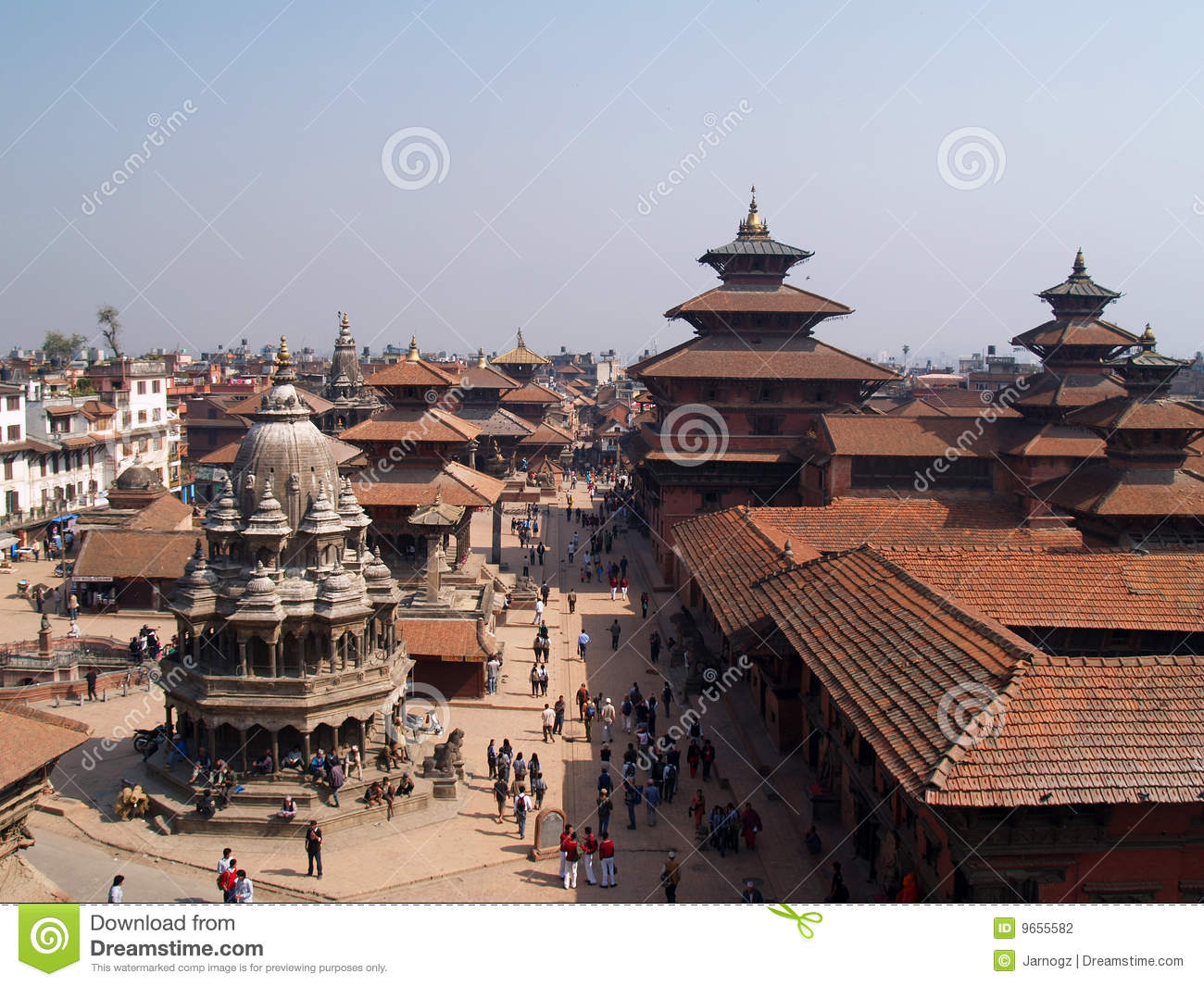 Patan Nepal  City new picture : Patan, Nepal Editorial Photography Image: 9655582