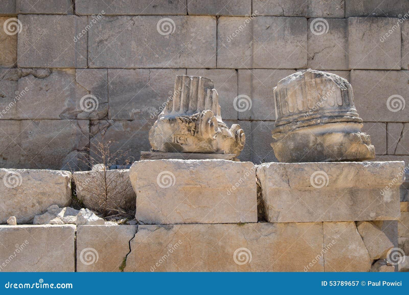 Patara Archaelogical miejsce