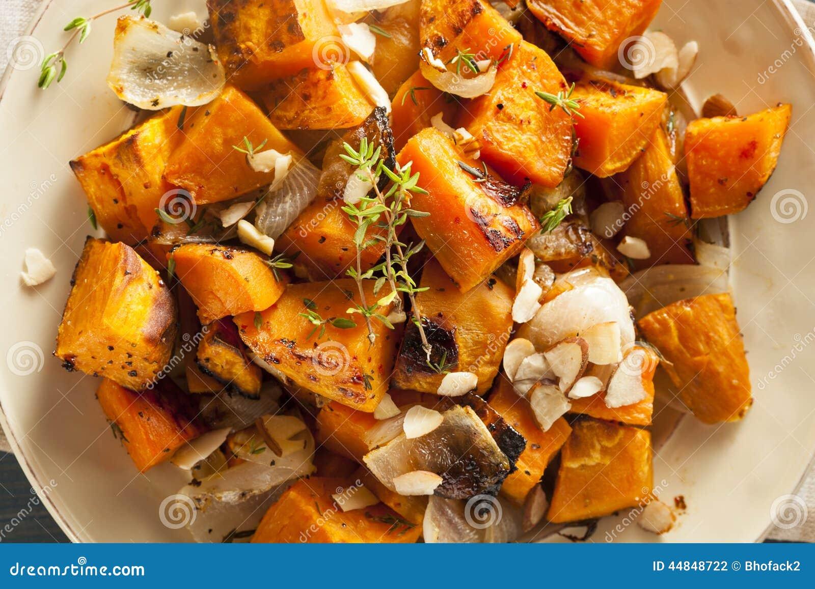 Patata dolce cucinata casalinga