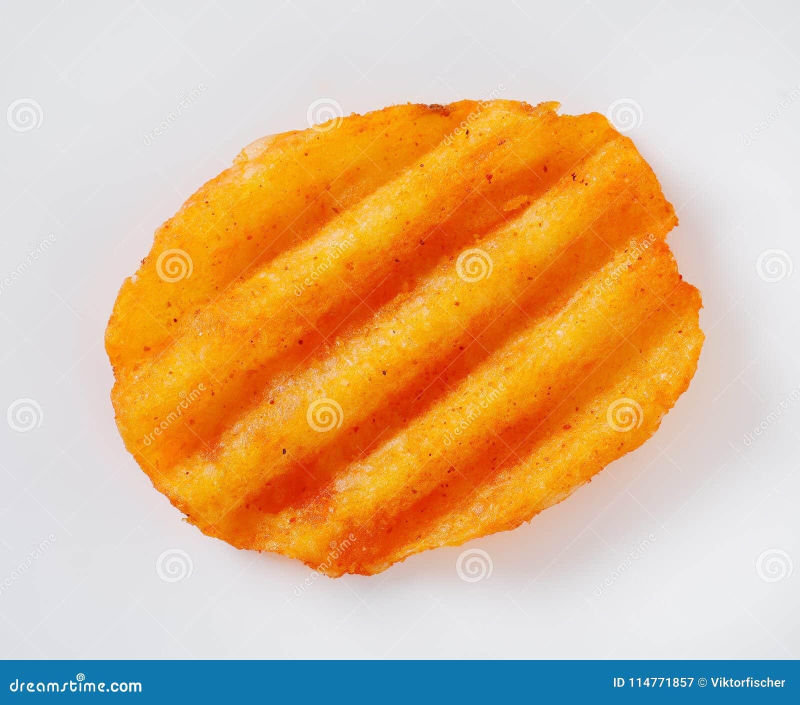 Patata frita frita