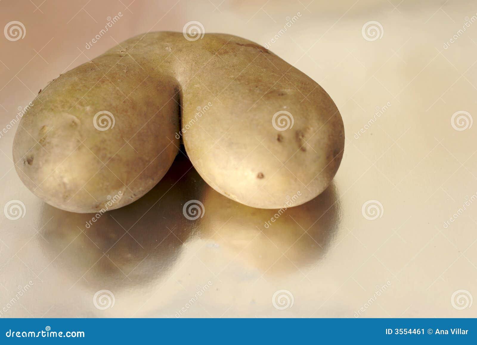 Patata sconosciuta