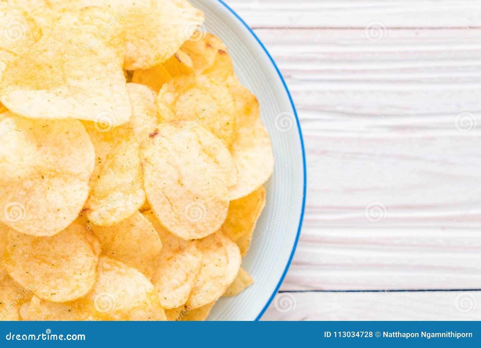 Patatas fritas en la placa