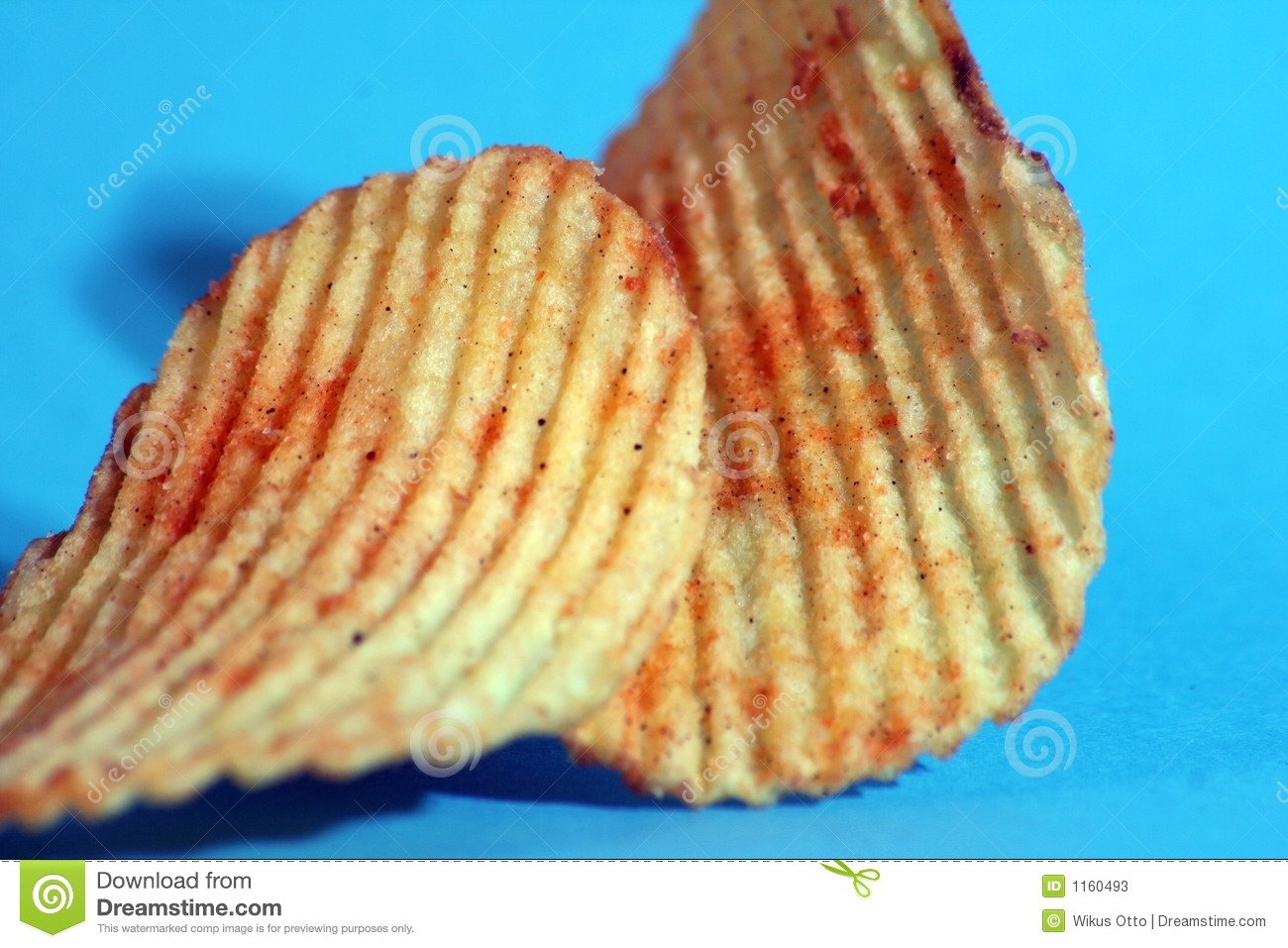 patato chips Thinly cut, red skin potatoes, tossed with olive oil and a variety of seasonings and baked.