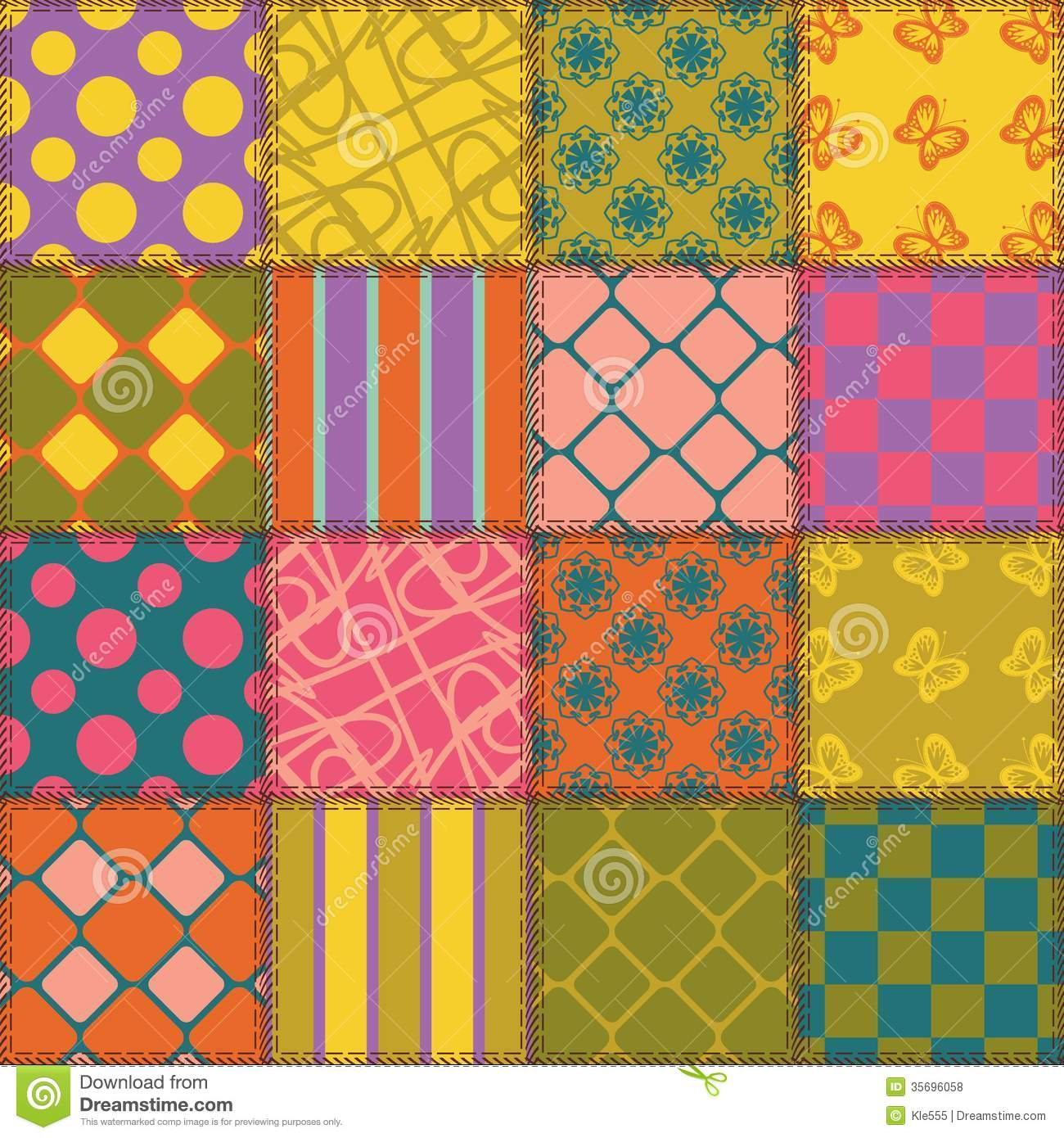 patchwork background patchwork background royalty free stock photos image 998