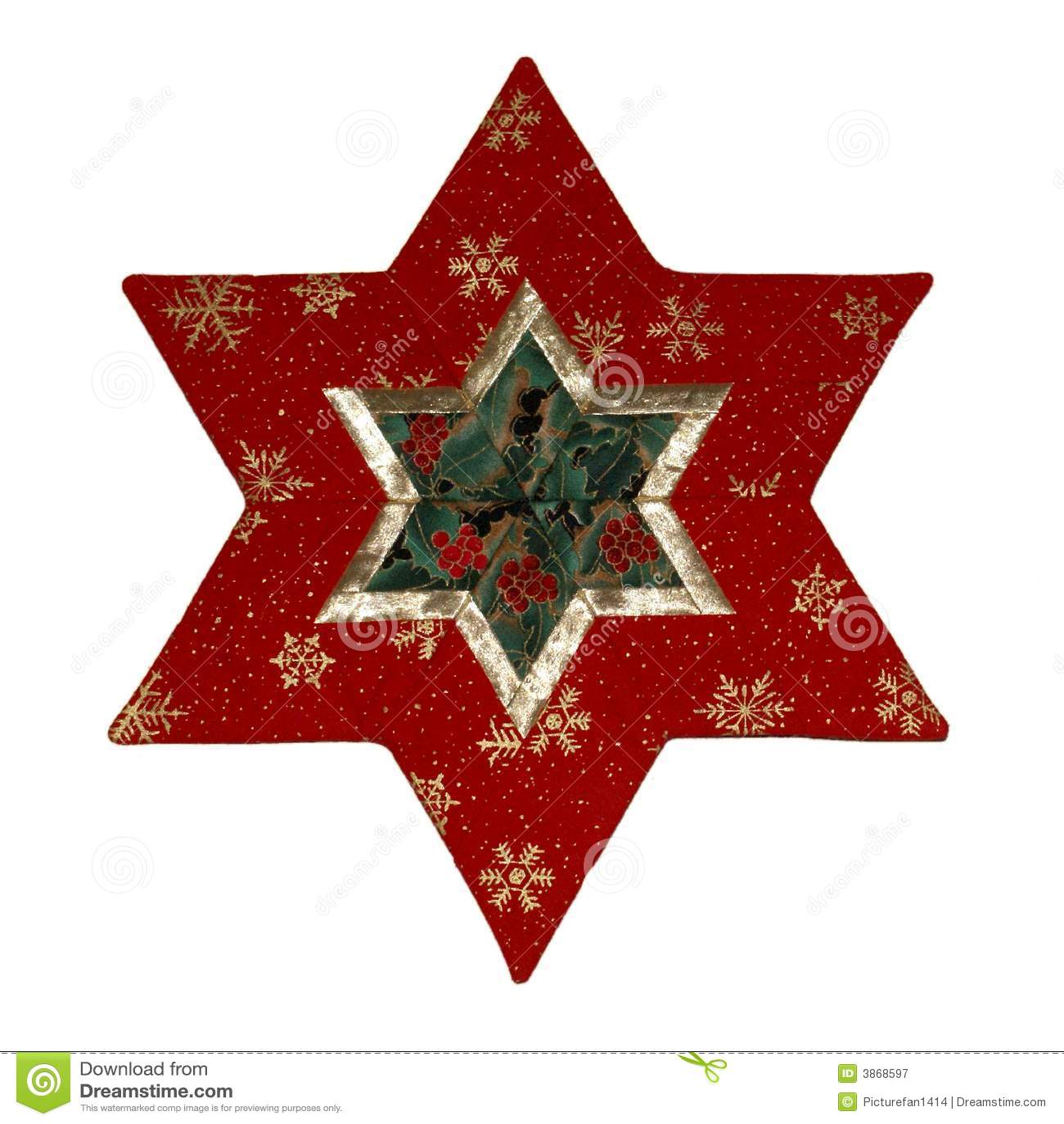 patchwork stern stockbild bild von religion dezember 3868597. Black Bedroom Furniture Sets. Home Design Ideas