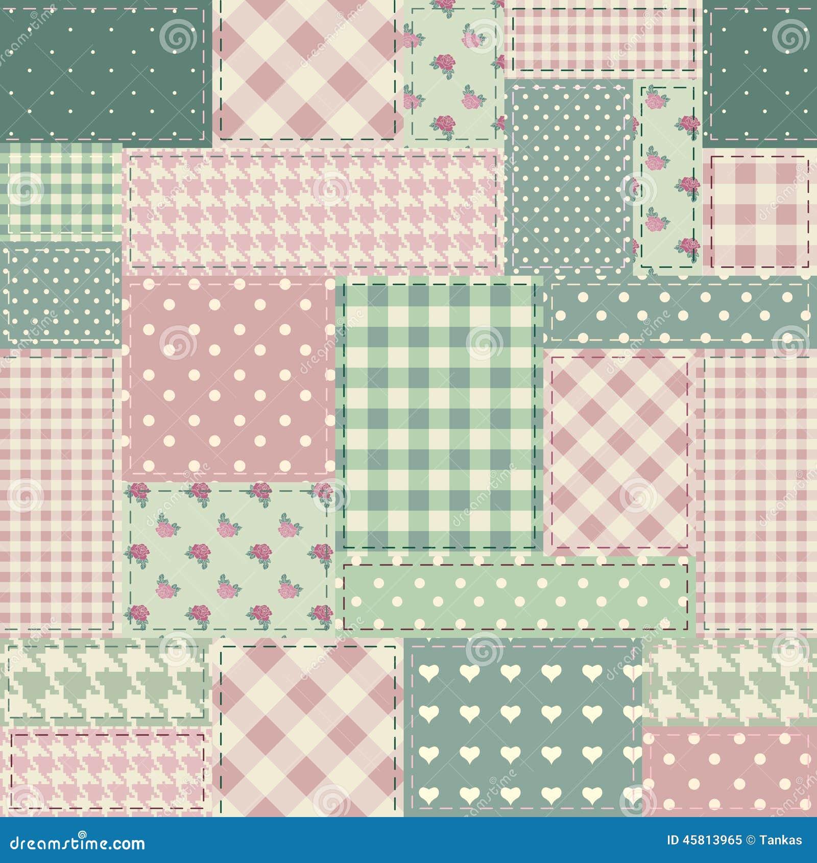 Shabby Chic Pattern Design