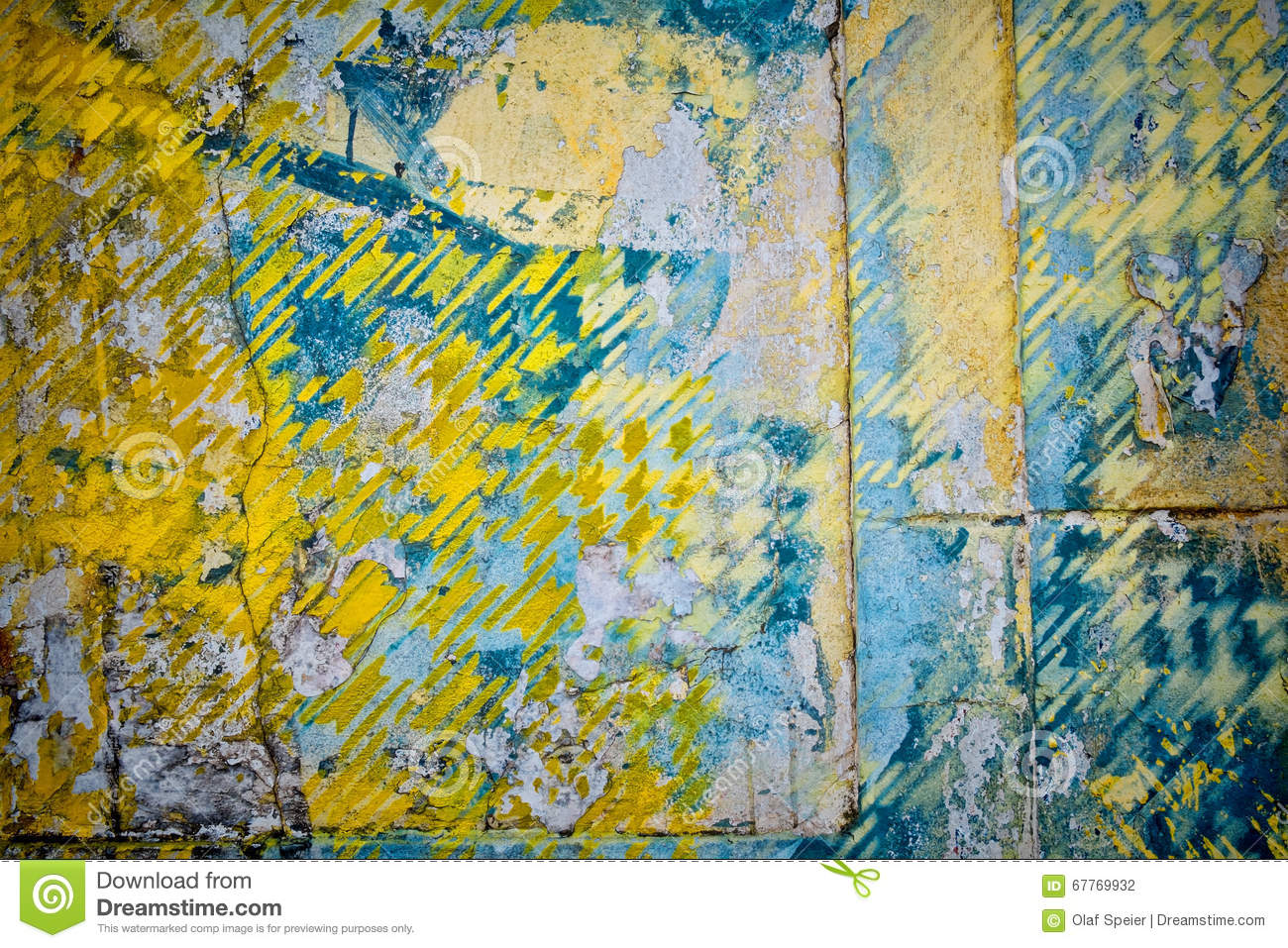 Patchwork wall background stock photo. Image of snippets - 67769932