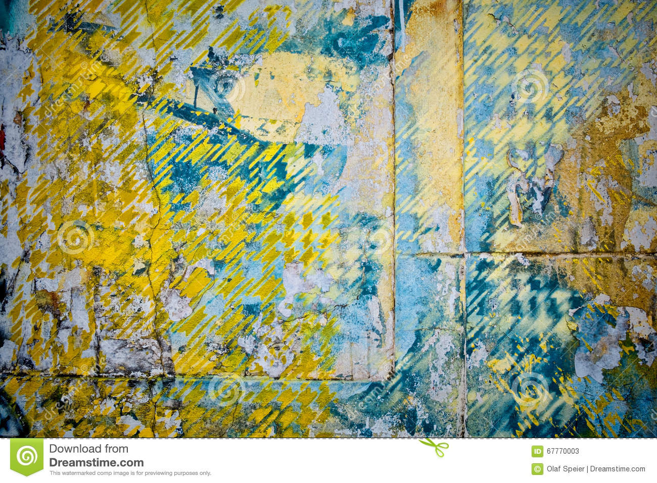 Patchwork wall background stock image. Image of abstract - 67770003