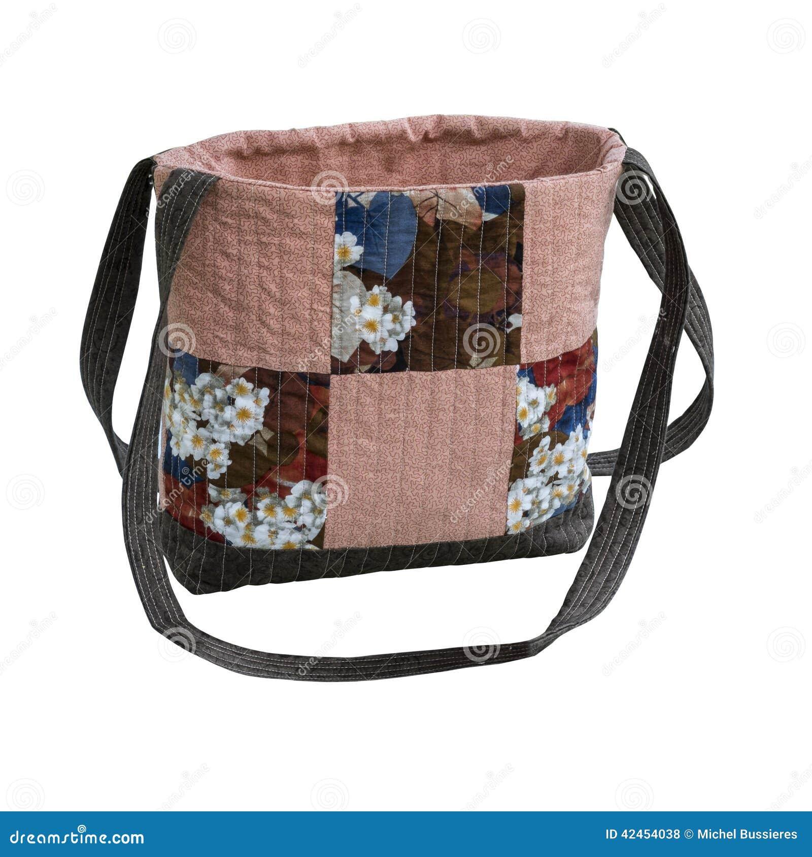 Patchworksteppdeckentasche