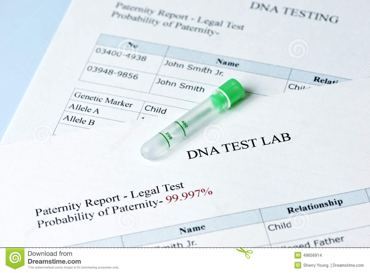 Amplification Analysis Assay Biology Stock Images - Image: 33373184