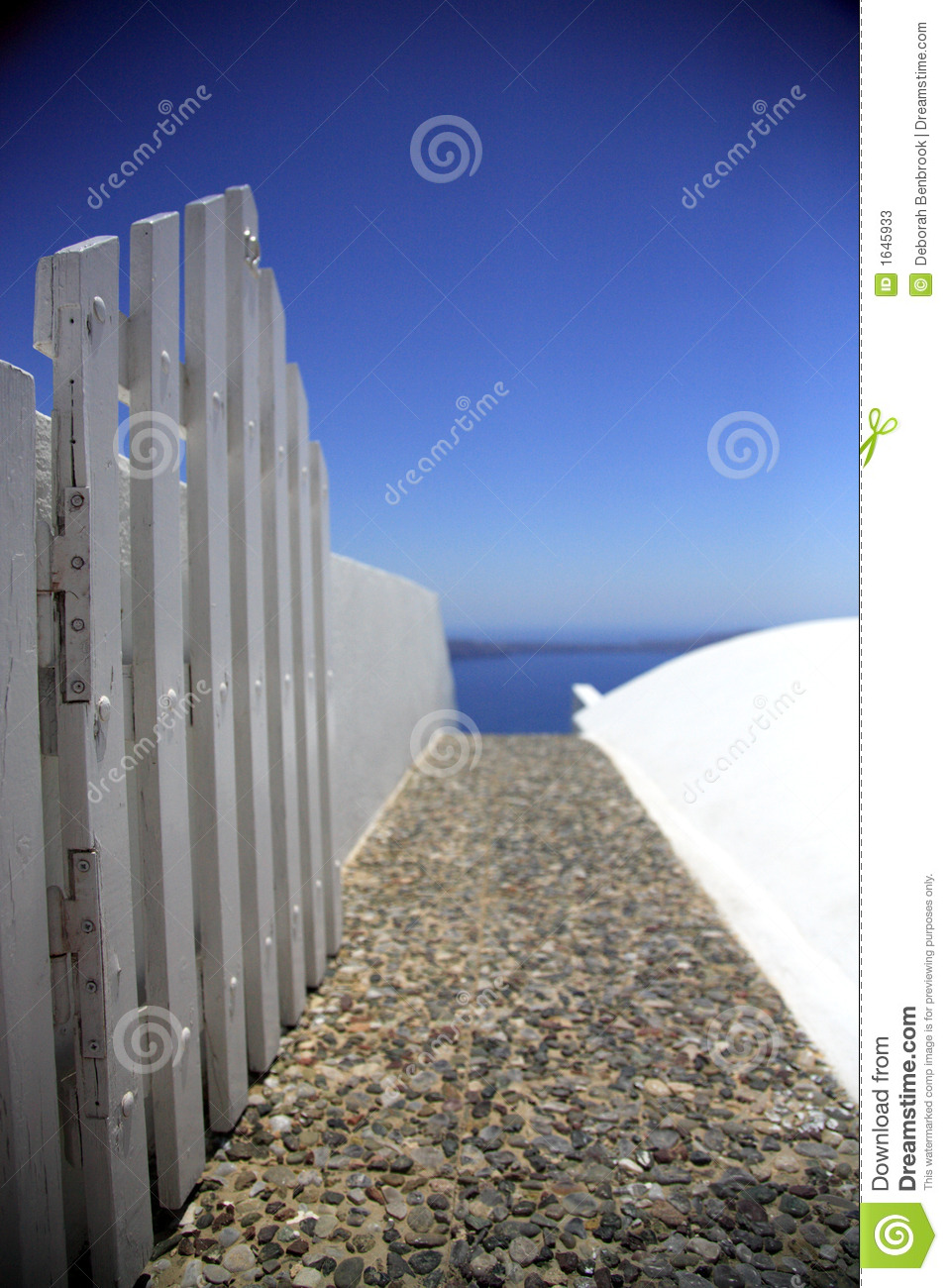 Path out to sea