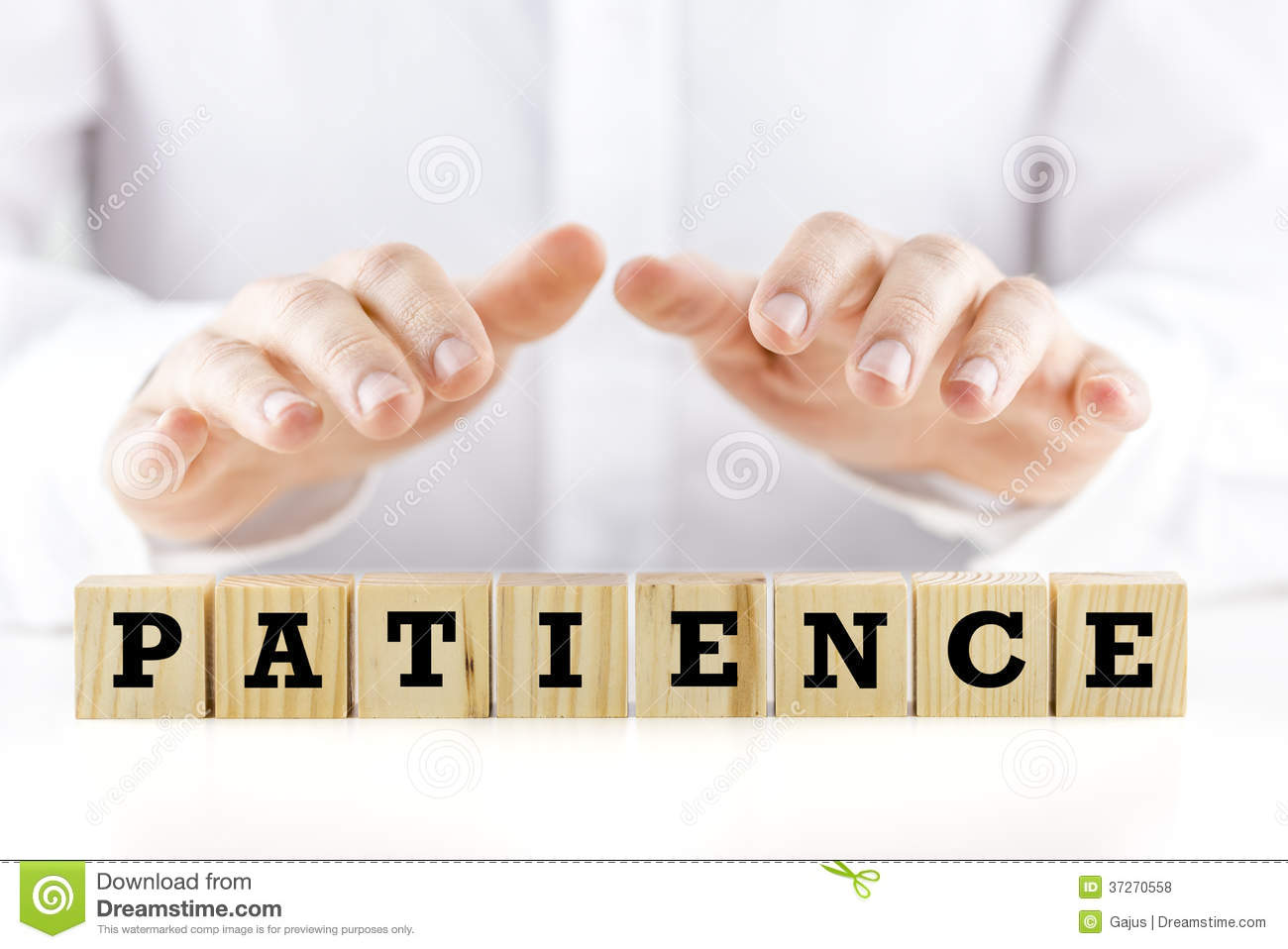 Patience Royalty Free Stock Photos - Image: 37270558