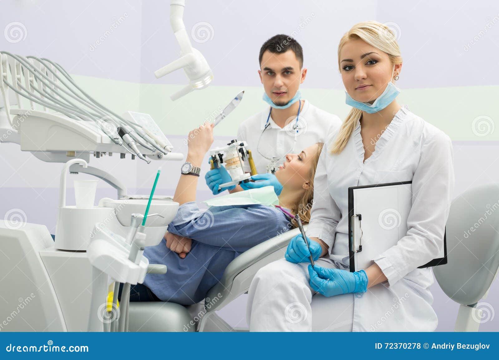 Patient i tandläkekonst