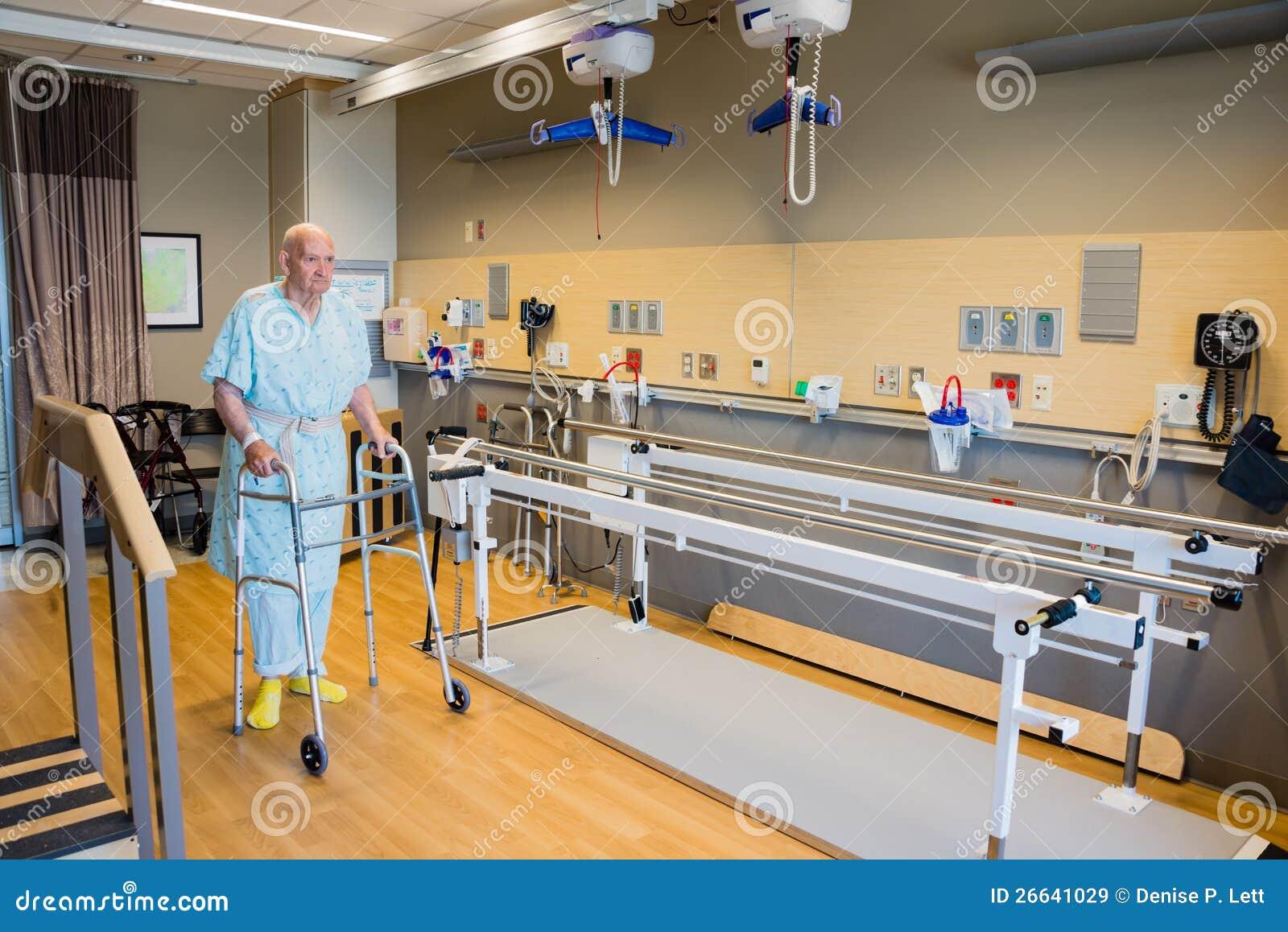 Patient sjukgymnastiklätthet för sjukhus