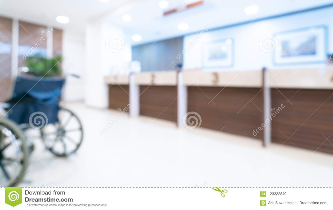 Patients Wheelchair Transport In Hospital