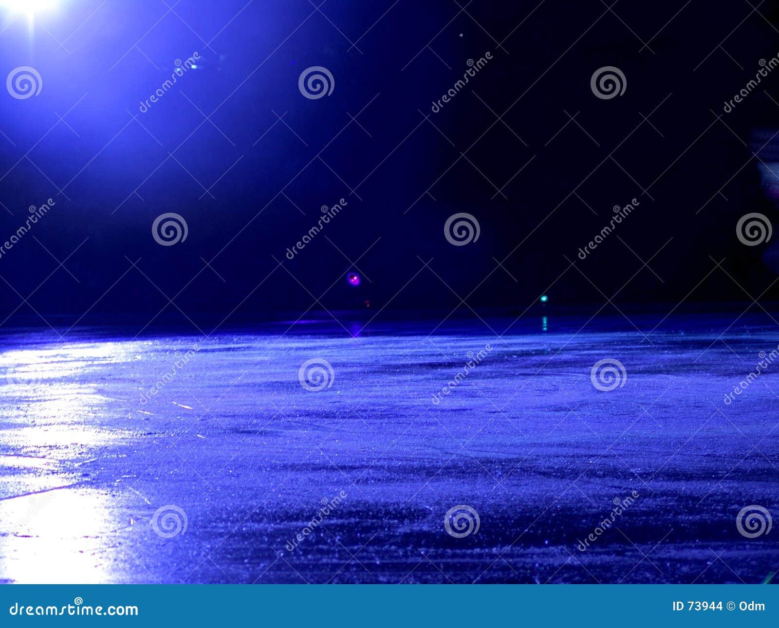 Patin de glace
