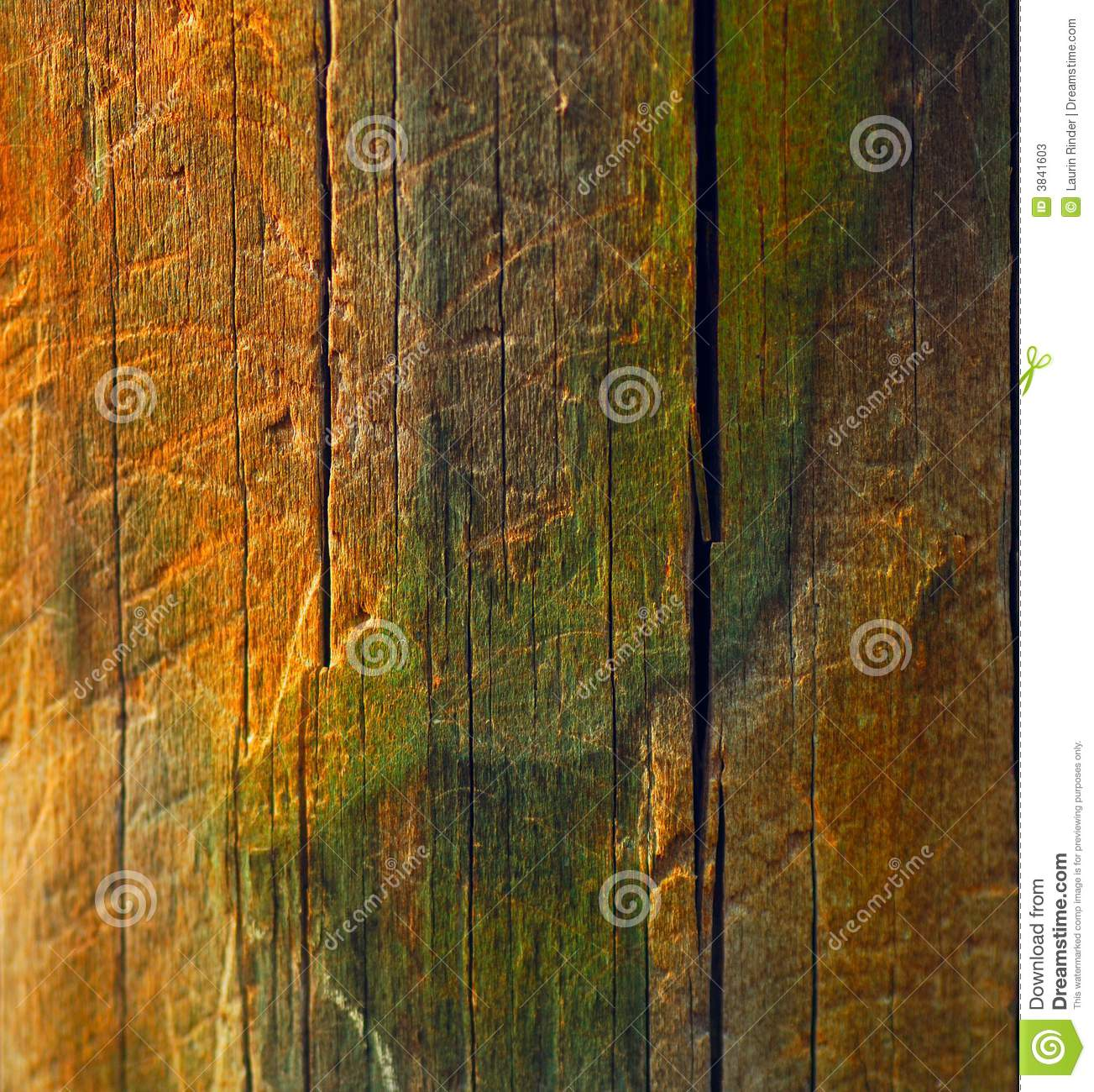 Reclaimed Wood Wall Texture