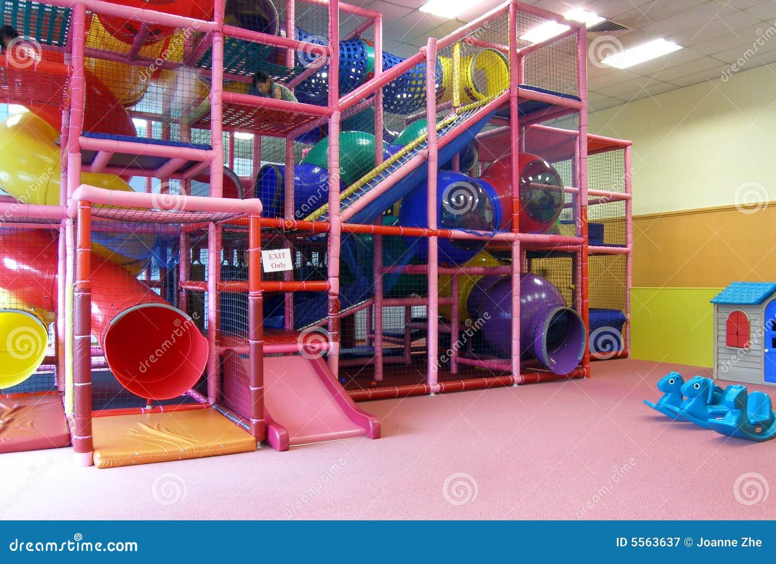 Patio de interior de los niños