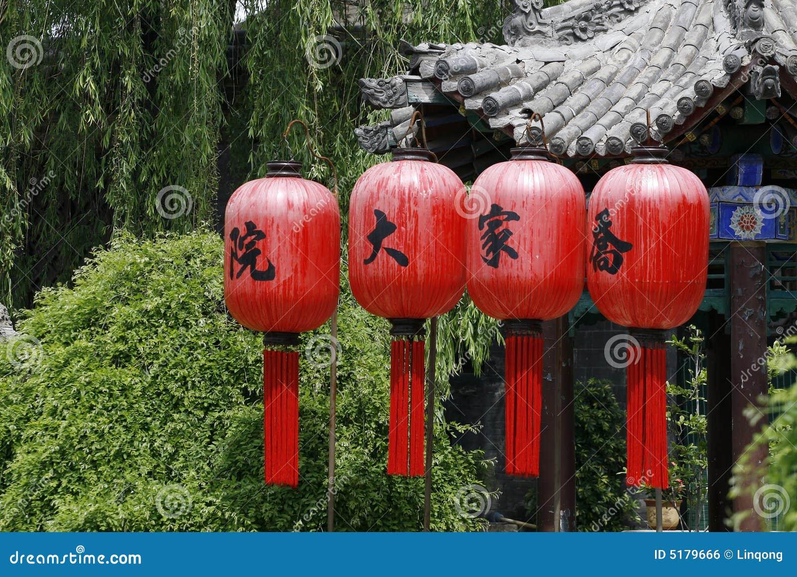 Patio de la familia Qiao