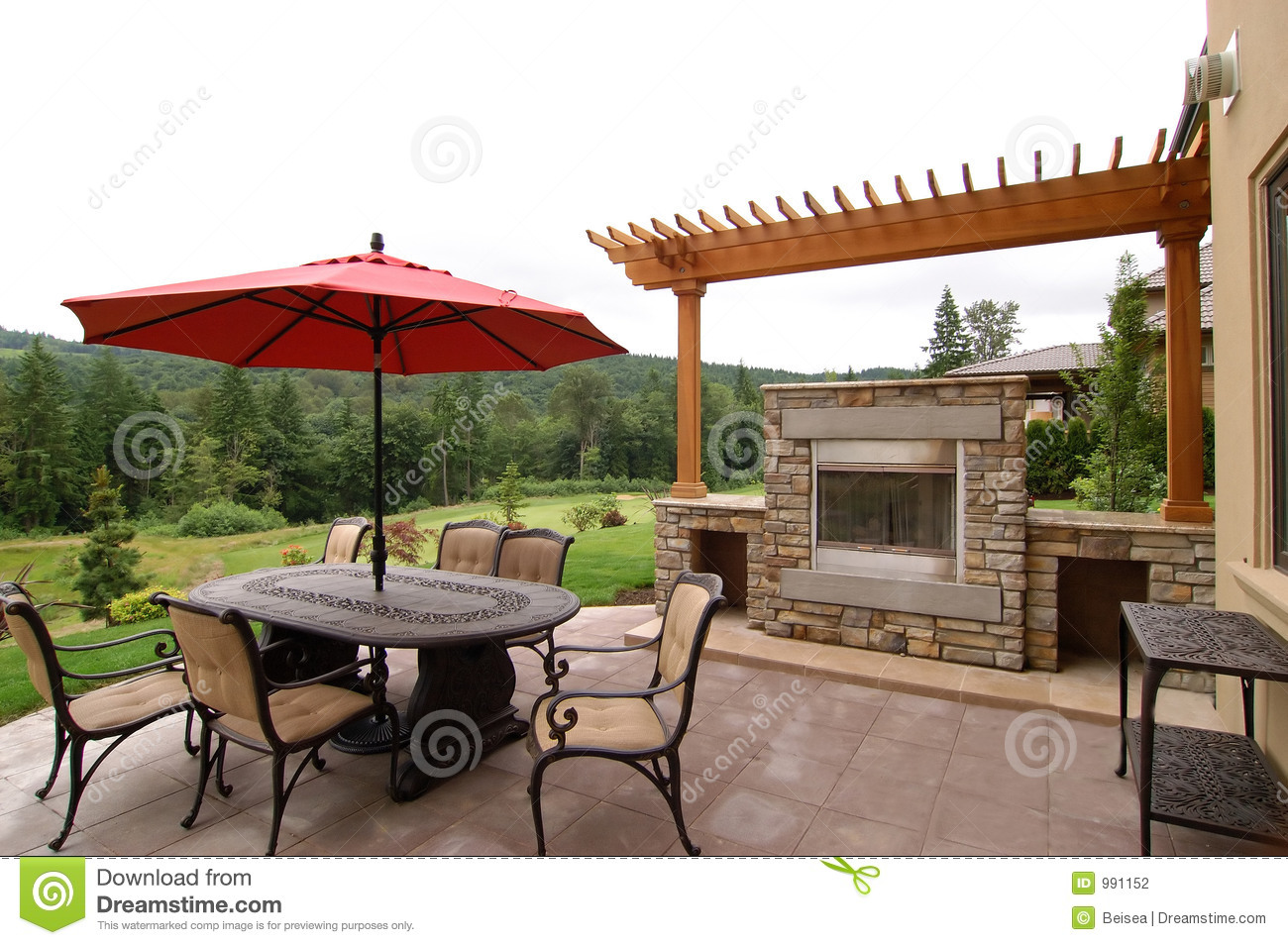 Patio ext rieur - Photo patio exterieur ...