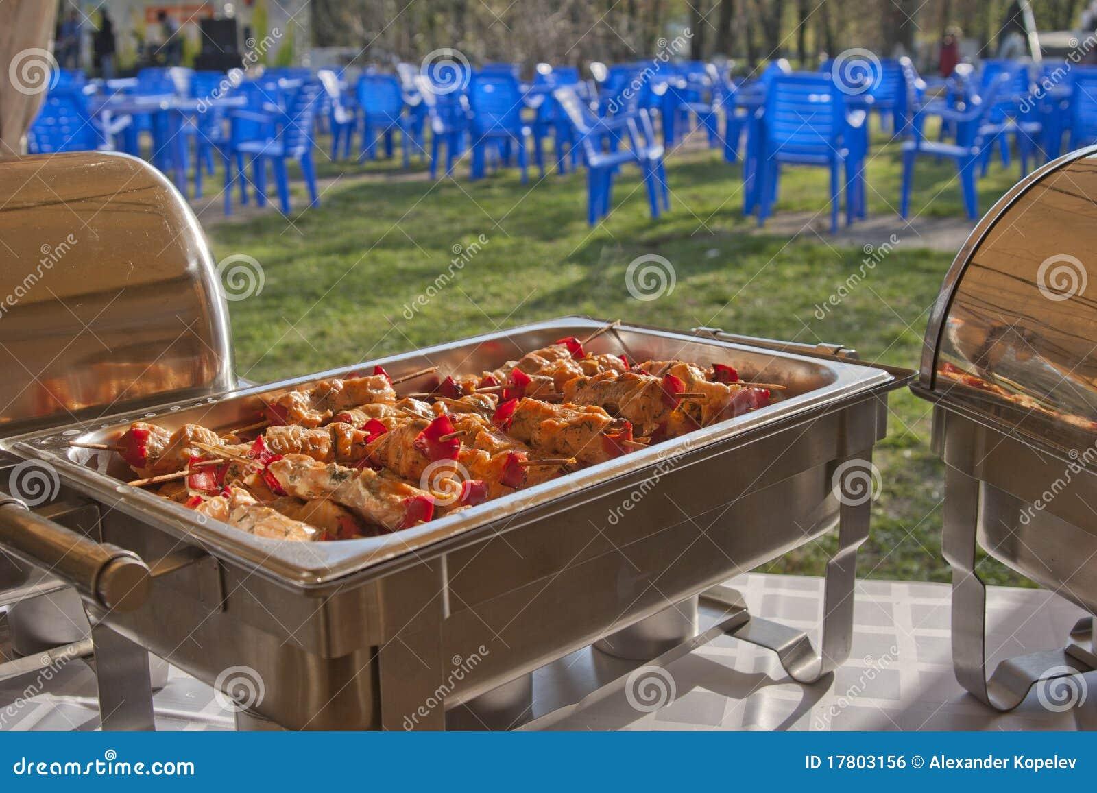 Patio Picnic Catering