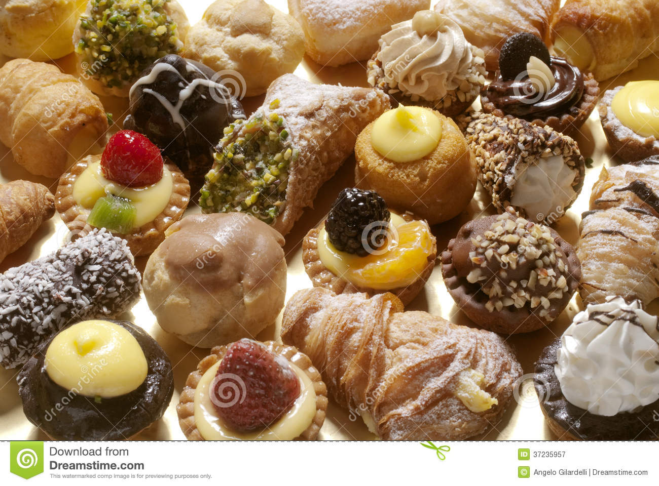 Patisserie Royalty Free Stock Photography - Image: 37235957