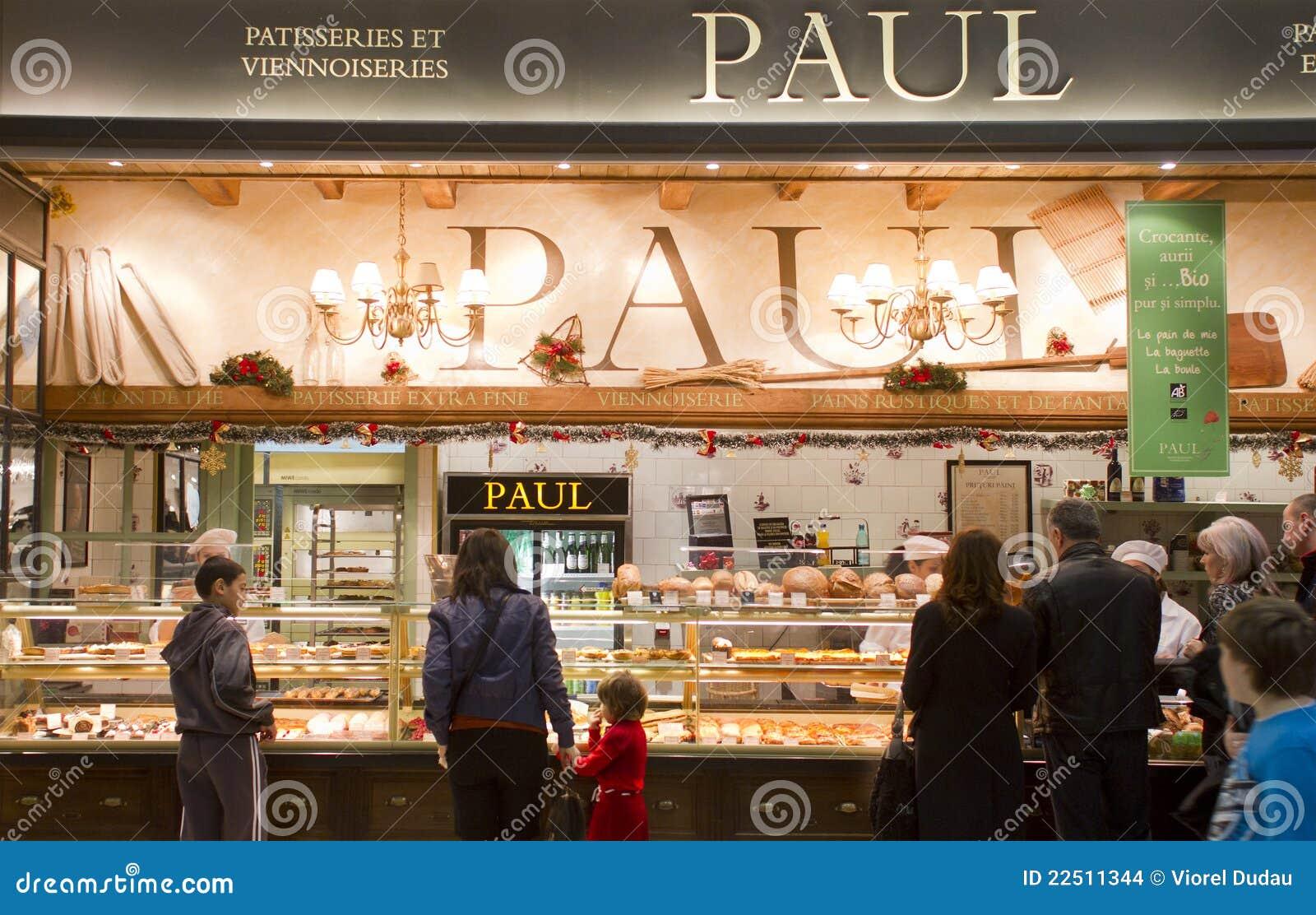 Patisserie Paul