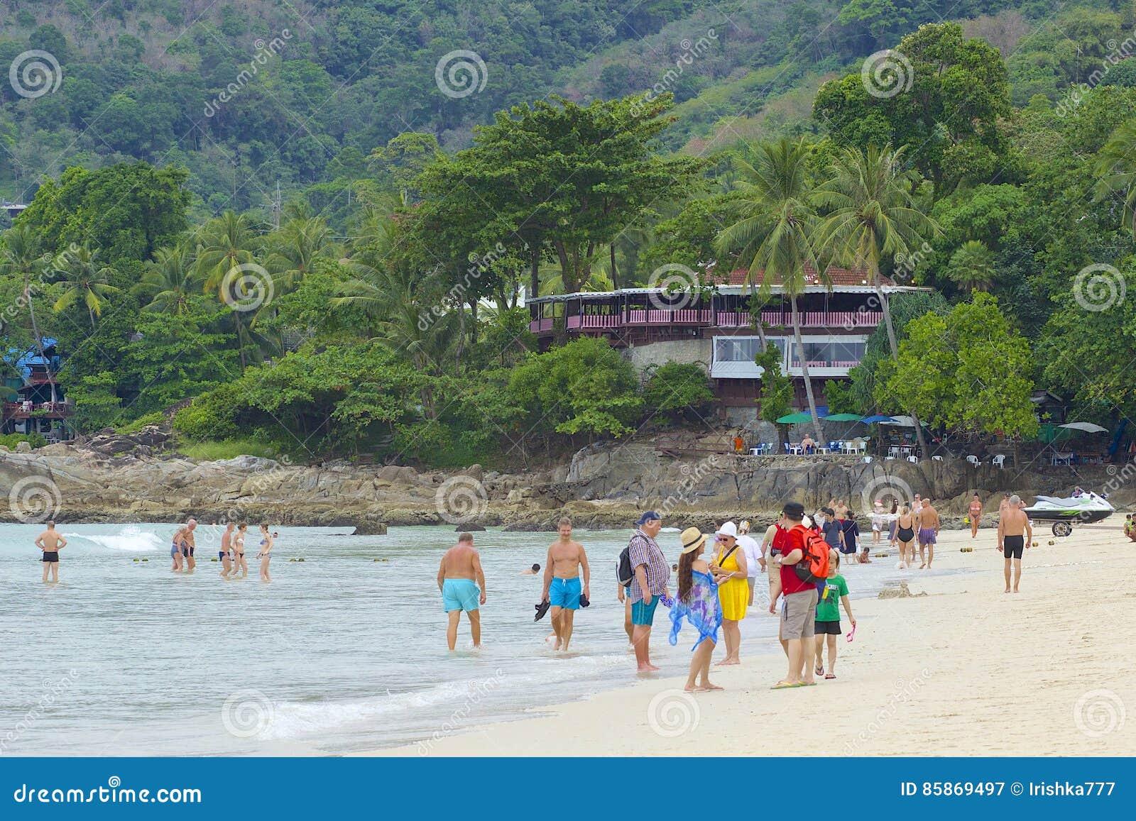 Palm Beach Hotel Phuket Patong