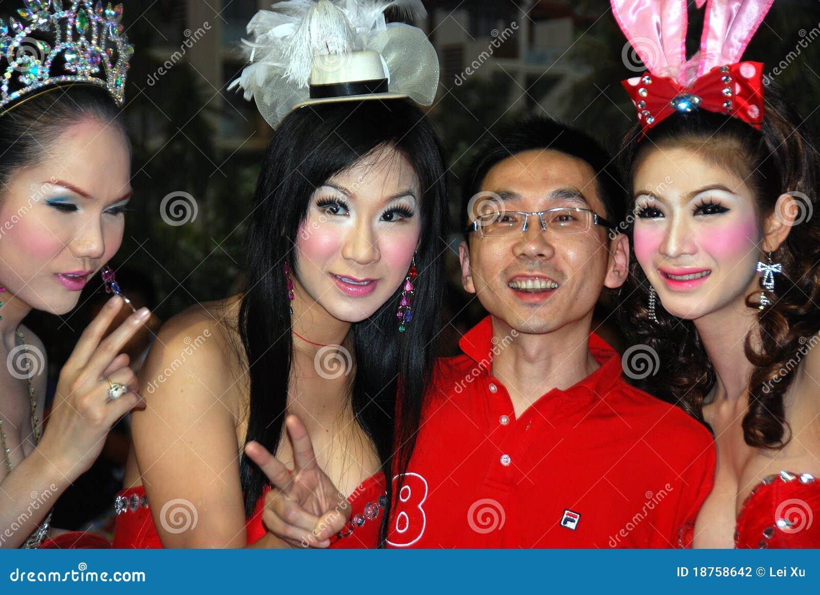 Ladyboys thailand facebook-3611