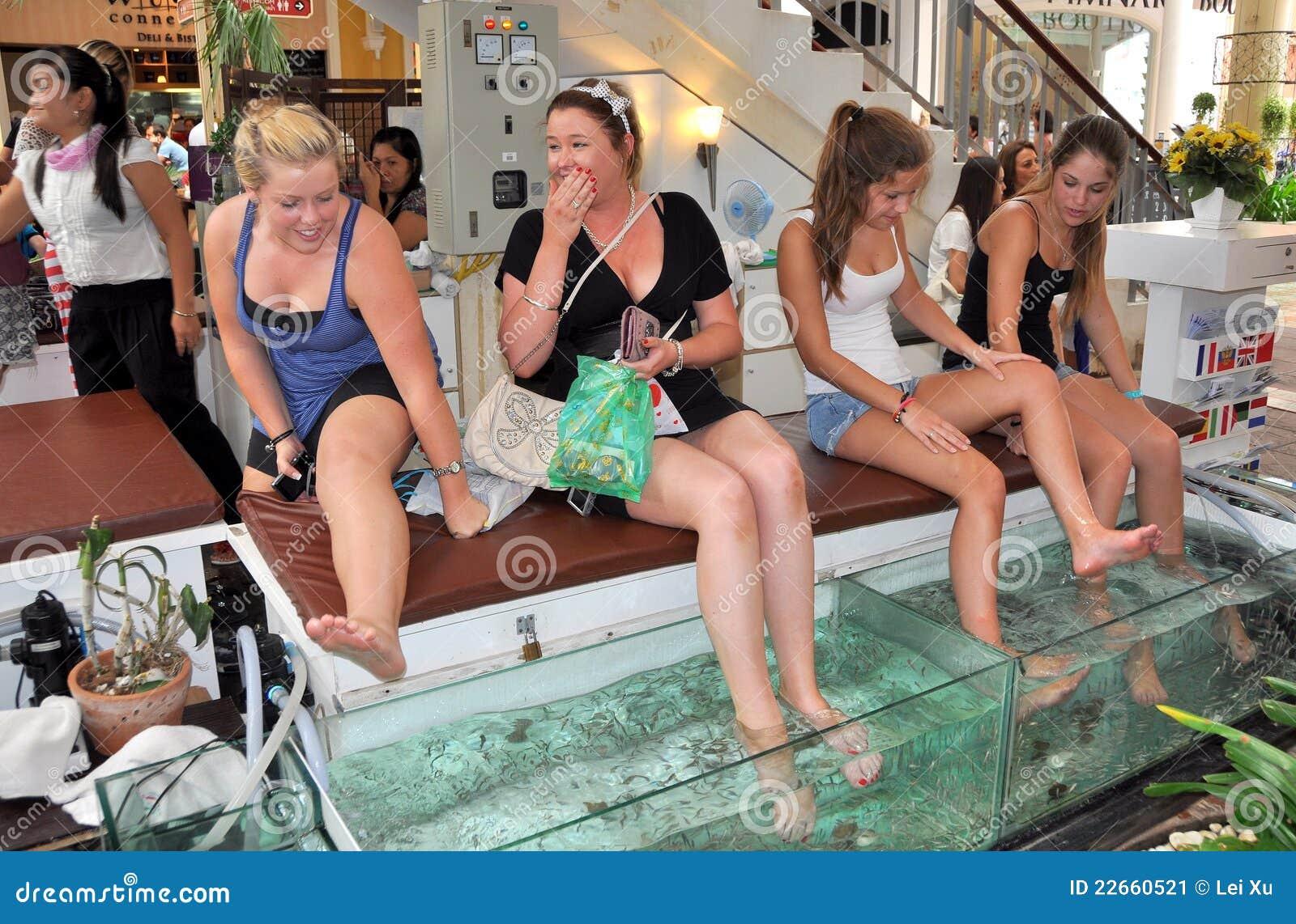 fish spa stockholm thai tantra massage