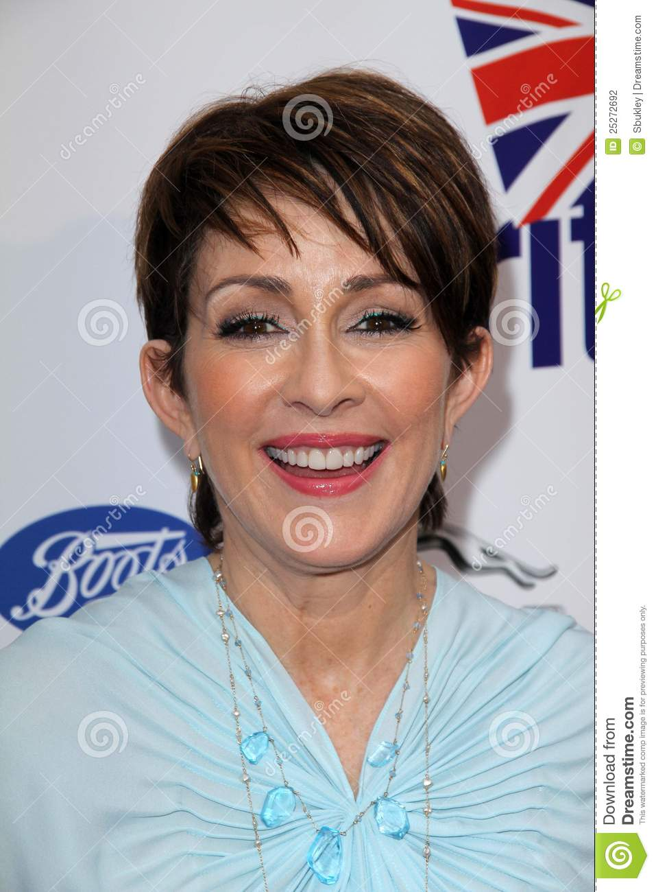 Patricia Heaton at the Official Launch of BritWeek, Private Location, Los Angeles, CA 04-24-12