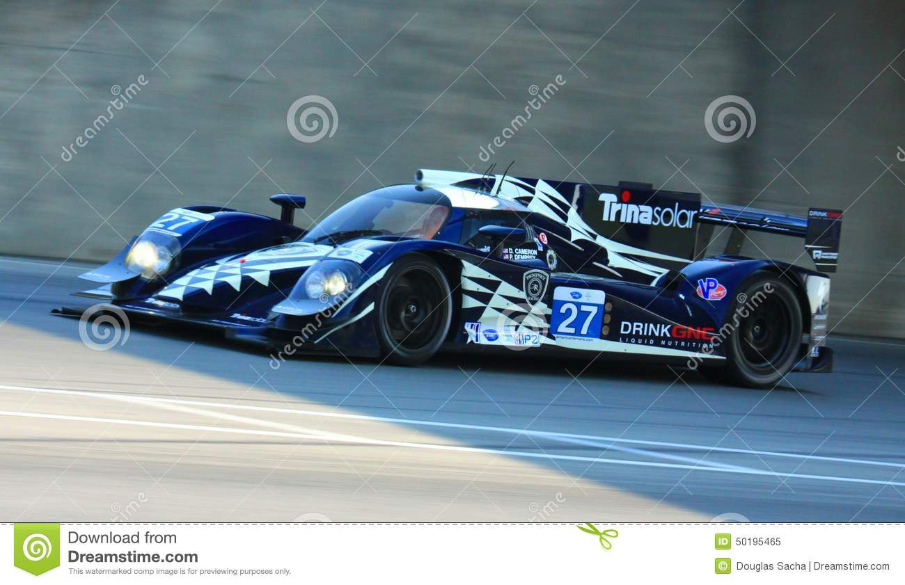 Patrick Dempsey Editorial Image Image Of Imsa Focused 50195465