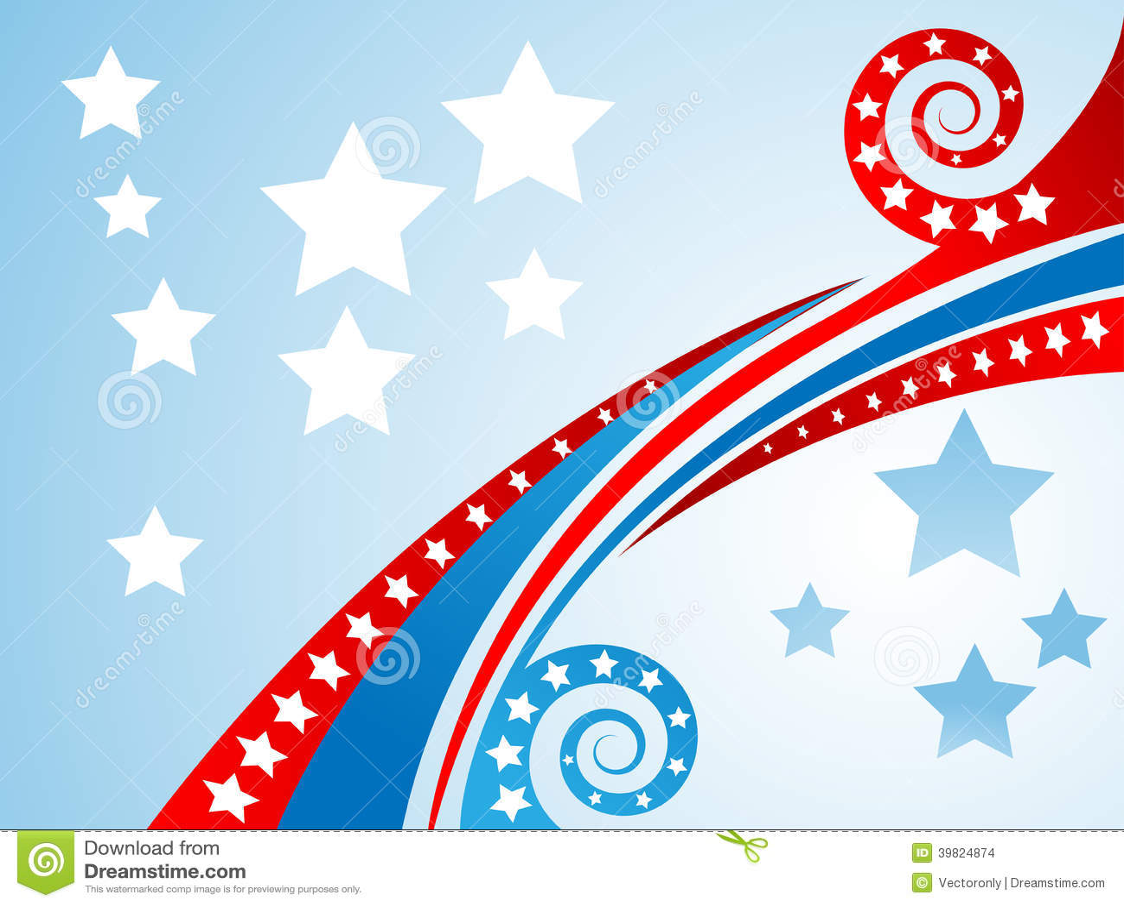 patriotic background stock vector image 39824874 shamrock vector free shamrock vector drawing