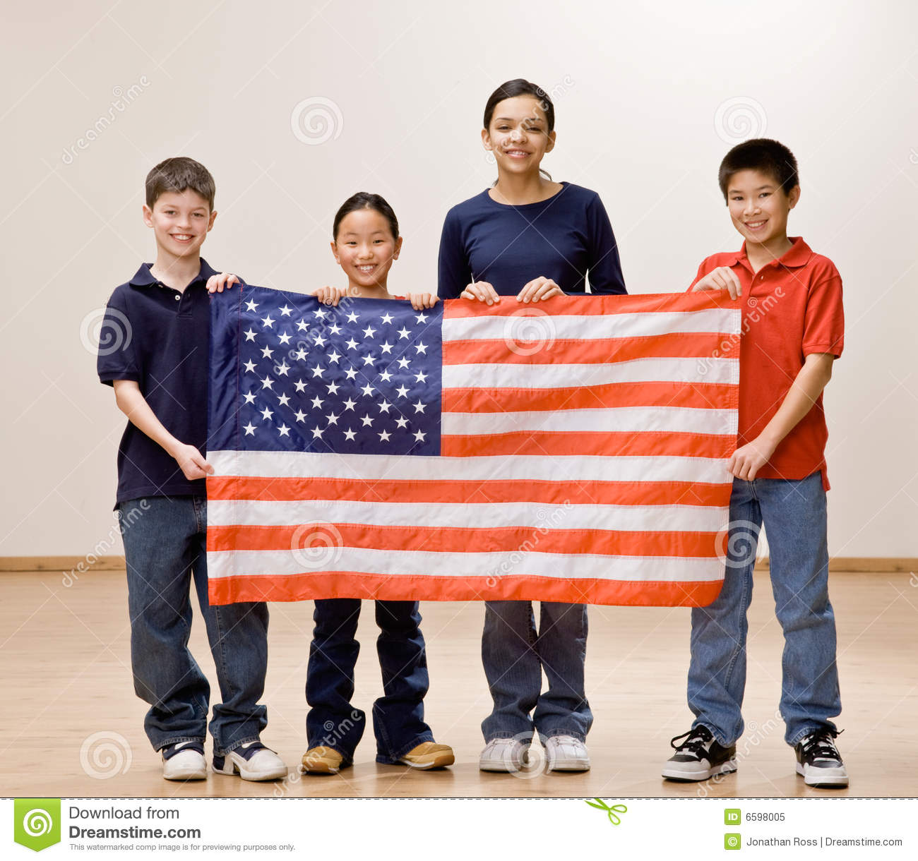 Children S Facts About The American Flag