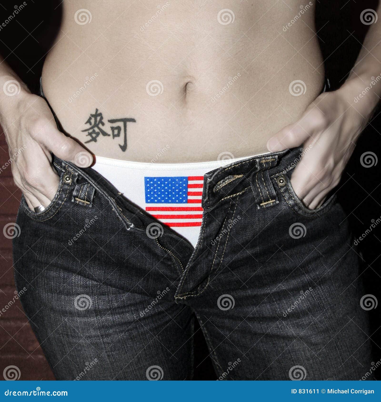 Patriotic Panties