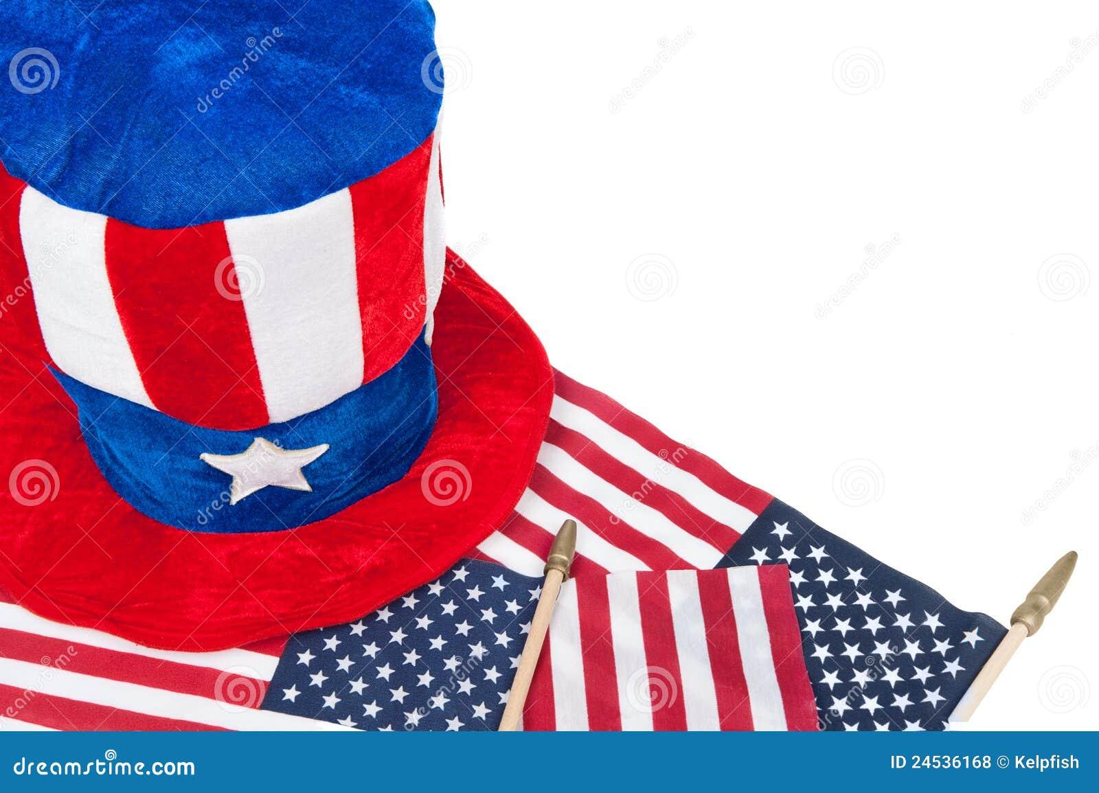 Patriotic Theme Stock Photo. Image Of Element