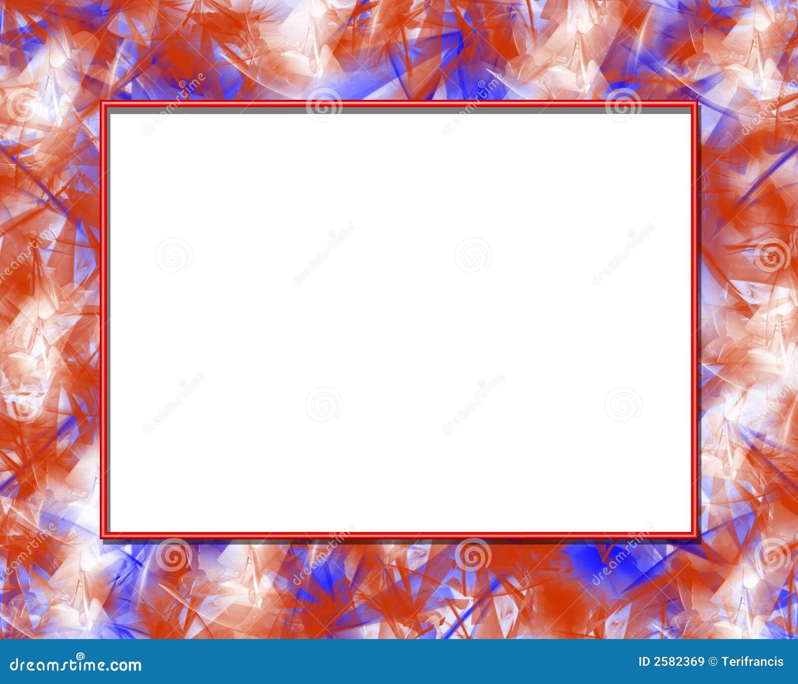 Patriottisch Frame